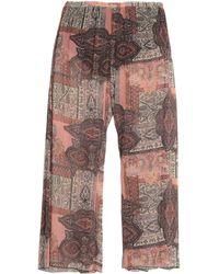 Souvenir Clubbing Trousers - Pink