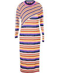 DIESEL | 3/4 Length Dress | Lyst