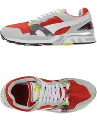PUMA Low-tops & Trainers - Red