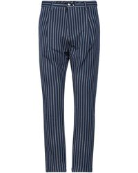 DISTRETTO 12 Trouser - Blue