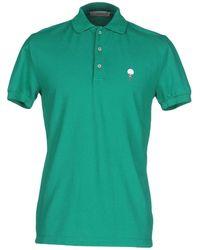 Mauro Grifoni Poloshirt - Grün