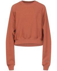 Reebok Sweatshirt - Brown