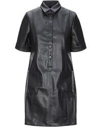 NA-KD Short Dress - Black