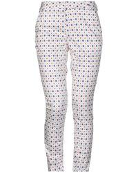 Frankie Morello Trousers - White