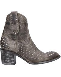 Mexicana Ankle Boots - Multicolour