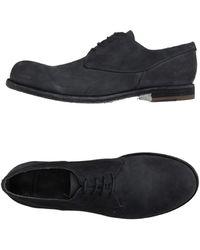 Officine Creative Zapatos de cordones - Negro