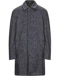 Calvin Klein Overcoat - Black