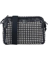 Alexander McQueen Cross-body Bag - Black