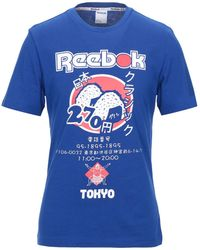 Reebok T-shirt - Blue