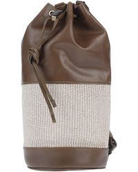 Alberta Ferretti Backpack - Brown