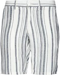 Sun 68 Bermuda Shorts - Blue