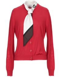 Burberry Cardigan - Red