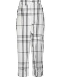 Brunello Cucinelli Casual Trouser - White