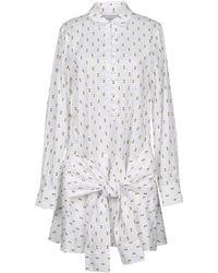 10 Crosby Derek Lam Short Dress - White