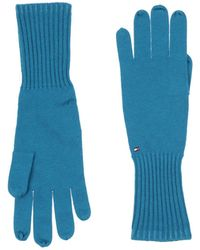 Tommy Hilfiger Handschuhe - Blau