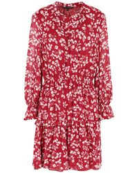 Tara Jarmon Short Dress - Red