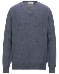 Brooksfield Sweater - Blue