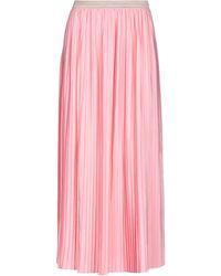 Bruno Manetti 3/4 Length Skirt - Pink