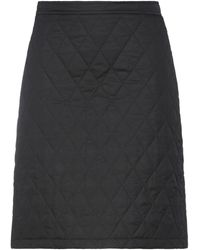 Burberry Midi Skirt - Black