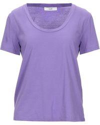 Suoli T-shirt - Purple