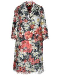 Dolce & Gabbana Overcoat - Red
