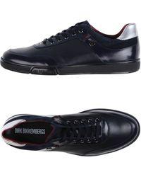 Dirk Bikkembergs Sneakers & Tennis basses - Bleu