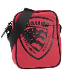 Blauer Cross-body Bag - Red