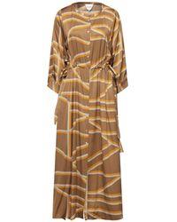 Second Female Long Dress - Multicolour