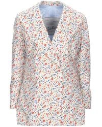 Giuliva Heritage Collection Suit Jacket - Multicolor