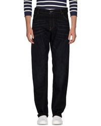 Roy Rogers Denim Trousers - Blue