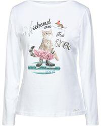 Ean 13 T-shirt - White
