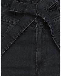 Relish Denim Trousers - Black