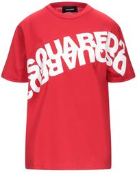 DSquared² T-shirt - Rouge