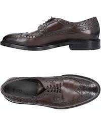 BOSS Black - Lace-up Shoe - Lyst