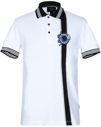 Class Roberto Cavalli Polo Shirt - White