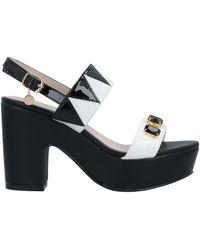 Romeo Gigli Sandals - White