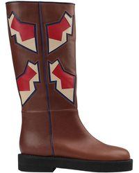 Marni Boots - Brown