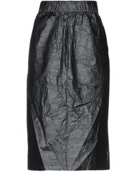 Stussy 3/4 Length Skirt - Black