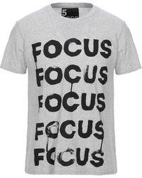 5preview T-shirt - Grigio
