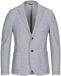 Daniele Alessandrini Homme Suit Jacket - White
