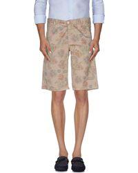 Exibit - Bermuda Shorts - Lyst