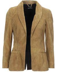 Dacute Suit Jacket - Green