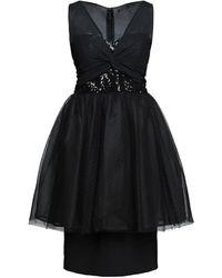 Botondi Milano Midi Dress - Black