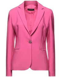Alessandro Dell'acqua Suit Jacket - Pink