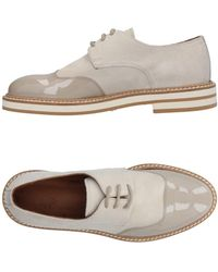 Eleventy - Lace-up Shoes - Lyst