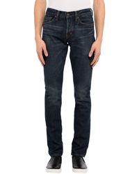 Tom Ford Pantaloni jeans - Blu
