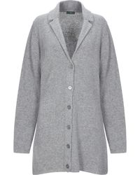 Fred Perry Cardigan - Gray