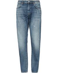 SELECTED Denim Pants - Blue