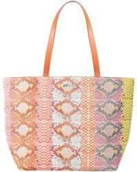 Just Cavalli Handbag - Orange
