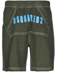 DSquared² - Bermudas - Lyst